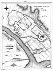 Ancient Monuments of the Mississippi Valley, Marietta Works Plan