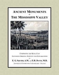 Ancient Monuments of the Mississippi Valley, Cover